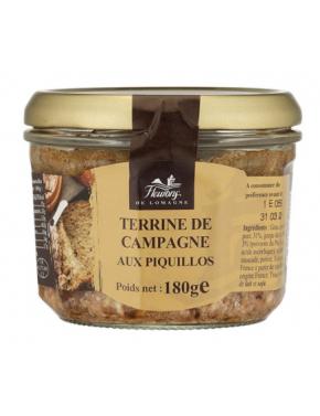 TERRINE DE CAMPAGNE AUX...