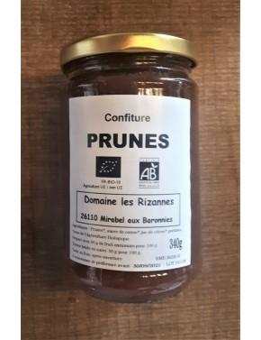 Confiture de Prunes des...