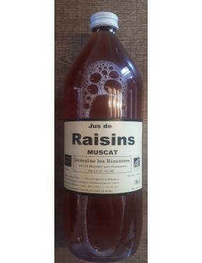 Jus de raisins Muscat...