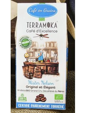 CAFE DECA NELSON GRAIN 200 g