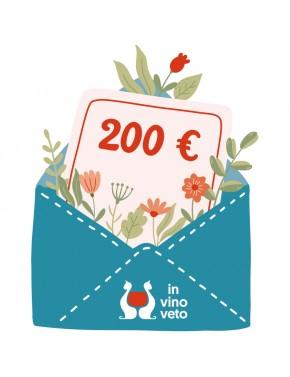 Carte cadeau (200€)