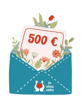 Carte cadeau (500€)