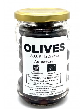 OLIVES DE NYONS  AOP NYONS...