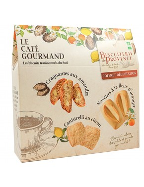Coffret biscuits « café...