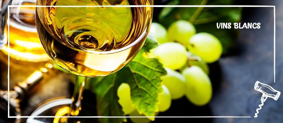 Vin - Couleur - Blanc