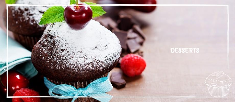 Epicerie sucrée - Desserts