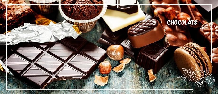 Epicerie sucrée - Chocolats