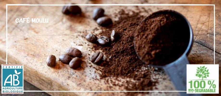 Les Thés et Cafés - Les cafés moulu